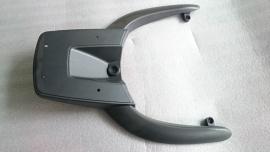 VOM - F8 - Achterdrager (mat zwart) (VAK Z / BOX 5)