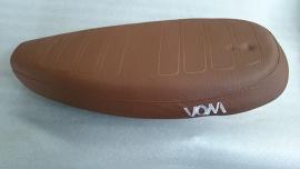 VOM Rome zadel - kleur: bruin  (VAK Z 60-4)