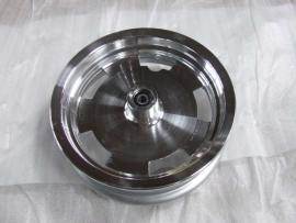 velg voorwiel 2.50 X 10 inch