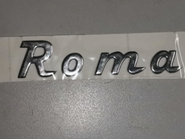 """Sticker """"Roma"""" dome (14x3 cm) (VAK B)"""