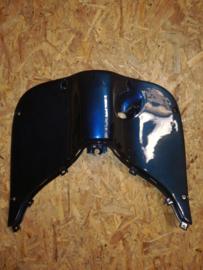 8 - Retro kappenset, Beenschild gelakt, kleur: Donker Blauw (ZNEN - 81131-DGW-9000) - (VAK Z))