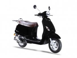 Neco Azurro - Nero (125cc.) EFI (Euro 4)