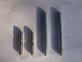 Tapeind cilinderkop, set van 4 stuks (VAK B-125-B)