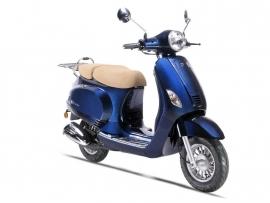 Neco Azurro GP  - Dark Blue (125cc.) EFI (Euro 4)