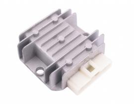 gelijkrichter / spanningsregelaar (VAK B-16 + C-45 + C-46)