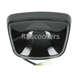 China LX - Achterlicht LED - (kleur: SMOKE) - (VAK E-48) - 78P697