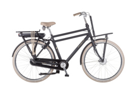 PUCH E-Rock / Coal Matt Black / Men / 2 versnellingen