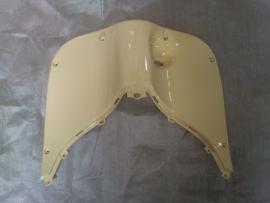 kappenset, Beenschild gelakt, kleur: Ivory White (VAK E-5)