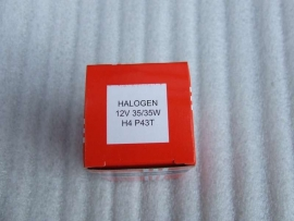 gloeilamp koplamp  Halogeen 12V- 35/35 W (VAK B-72)