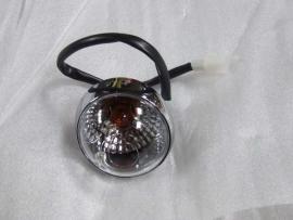 35 - Richtingaanwijzer / knipperlicht voorzijde inbouw LINKS - BOL (VAK B-7)