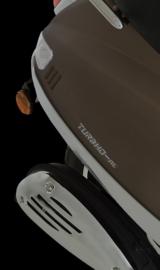 Turbho RL-50 (mat bruin) (Euro 4)