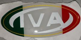 Sticker IVA (8,5 x 4 cm)