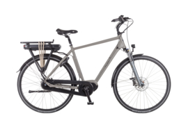 PUCH E-ambient (S) / Quartz Grey Matt  / men / 7 versnellingen