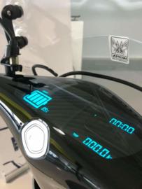 AGM Ecooter (E1) - Zilver/Grijs