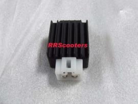 16 - gelijkrichter / spanningsregelaar (type: 2) (VAK B-16)