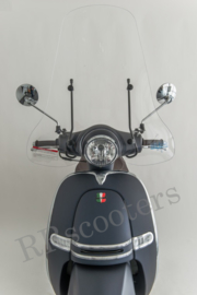 GTS Bellavista - Isotta Windscherm Hoog (helder) - 4095