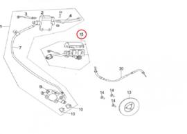 Neco Abruzzi - Schakelaareenheid RECHTS (nr. 15) - M37500-J23-0000