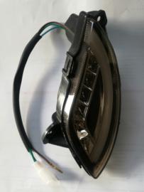 GTS Toscana - Knipperlicht LINKS & RECHTS VOOR SMOKE met dagrijverlichting  wit (LED) - P_136P029