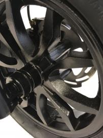 GTS Toscana Dynamic -  Mat Carbon Black - Euro 4
