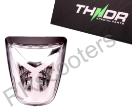 "Vespa Sprint / Achterlicht LED Tube ""THNDR"" - Wit - 067002"