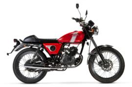 "Mash ""Fifty"" 50cc. (kleur: rood) - 45 km/u"