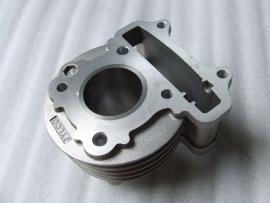 Cilinder | 50cc. | GY6 | 39mm. | (COMPLEET) (VAK B-123 +(D-12)