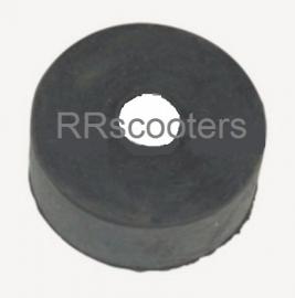 12 - Hoofd/midden standaard rubber stootblok (Rol) - (VAK C-64)