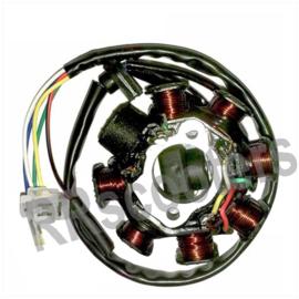GTS Vici - Ontsteking (Generator - Dynamo) 5-draden (EURO 3) - (VAK B-33)