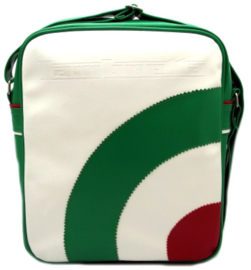 Lambretta Tas - TARGET FLIGHT BAG-BAGS-GREEN  LA/689-GREEN