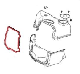 8 - Pakking nr.20 Motorbeplating (M_32551) (C-020)