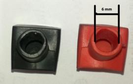accupool isolatie  voor + en - pool (SET - (VAK B-28)