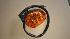 Edwards Lady - Knipperlicht / Richtingaanwijzer LINKS VOOR met oranje glas - Type 2 -  (VAK P-12)