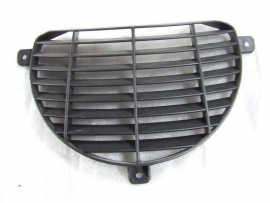 grille rooster zwart voor grote chromen grille binnenkant (VAK C-004)