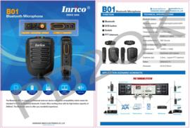 Bluetooth luidspreker microfoon
