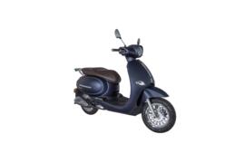 GTS Cappucino Retro - Mat Midnight Blue - DELPHI INJECTIE