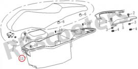 Neco GPX-50 / Zadel-bak (nr. 11)