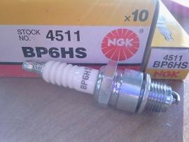 NGK bougie 2-takt BP6HS (VAK C)