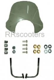 China LX - windscherm Laag model