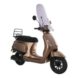 GTS Toscana Exclusive S (inclusief hoog helder windscherm)- Zanzibar Brown - Euro 4