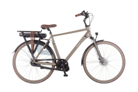 PUCH E-Ballad (S) /  Sand Brown Matt / men / 7 versnellingen
