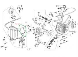 Pakking nr. 7 - klepdekselpakking (VAK B-44)