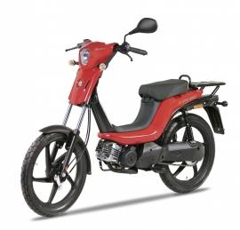 Bye Bike - One (Rood) (Euro 4) - inclusief kenteken & rijklaar maken !