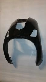Bellagio / Designo / Fino / Lambretta Voorkap (kleur: zwart)