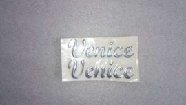 "Sticker SET ""Venice"" (10 x 3  cm.) DOOM (VAK B)"