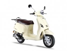 Neco Azurro - Crema (125cc.) EFI (Euro 4)