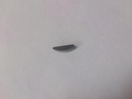 Vliegwiel / krukas spie (rechts bij ontsteking) (VAK B-126-A)