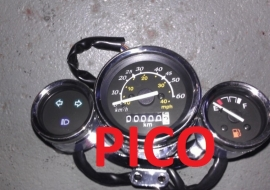 Pico - Tellerset / Klokken / Kilometerteller set (C-58 + C-59)
