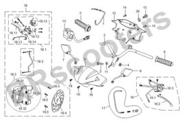 Baotian Eagle - Gashandvat (nr. 5) - (530400-TAC-0000)