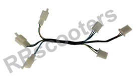 China LX - Verloopkabel LED knipperlicht met dagrijverlichting (ACHTER) (VAK E-36)