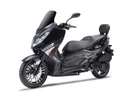 Neco Alexone - 125 cc. - Black edition  (Euro 4)
